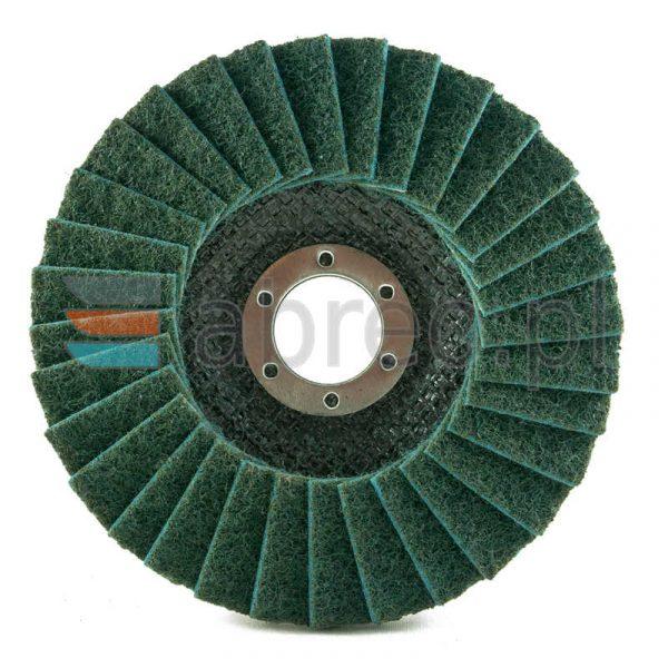 Tarcza listkowa 125×22 włóknina lamelkowa