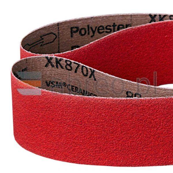 Pas bezkońcowy 9x533 ceramiczny