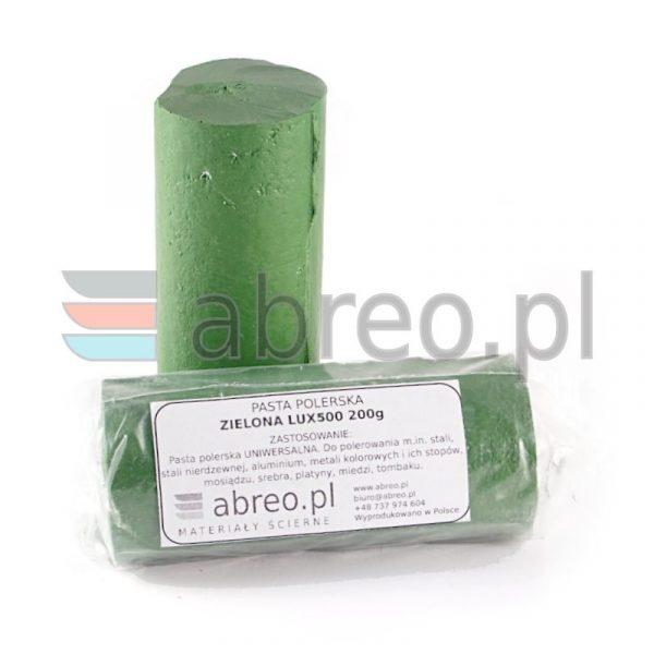 pasta polerska zielona